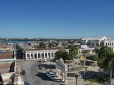 Cienfuegos -- view from tower