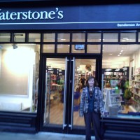 BOOKGROUPIES SCOOP! FIRST AT NEW WATERSTONES, MORPETH