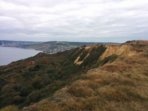 Hill, Charmouth, hill, Lyme