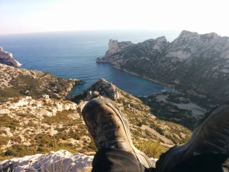 Chillin in the Calanques