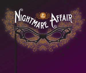 Digital illustration for Haloween annual fundraising event promotions.