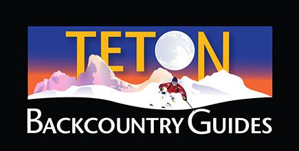 Logo Design & Digital Illustration Teton Backcountry Guides