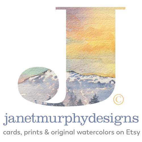 janet-murphy-designs cards, prints for sale on Etsy