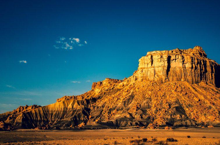 landscapes, Arizona, mountain, desert
