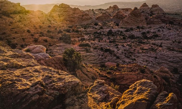 Sunrise, hoodoos, Page, Arizona