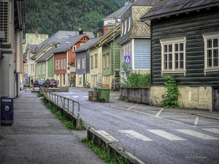 architecture, cityscape, Odda, Norway, houses