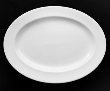 "Oval Platter 16"" x 12"""