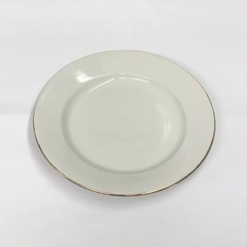 """Rimmed Soup/Dessert Bowl 9.5"""""""