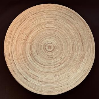 """Bamboo Platter 17.5"""""""