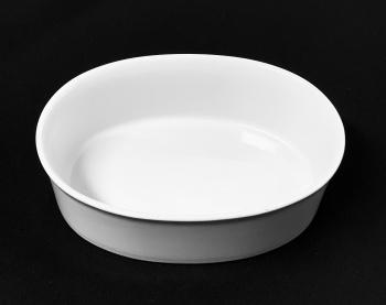 """Deep Oval Dish 10.5"""" x 8.5"""""""