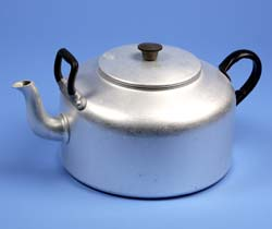 Large Stainless Teapot