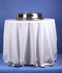 Wedding Cake Display Table & White Cloth