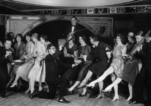 Roaring Twenties Jazz The Jazz Age