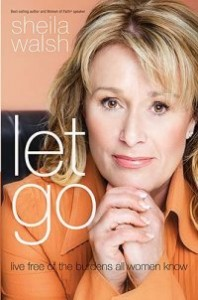Let Go, by Sheila Walsh