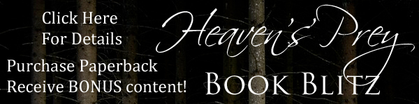 Heaven's Prey Book Blast