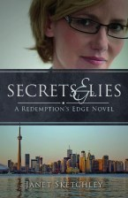Secrets and Lies, by Janet Sketchley #Christianfiction #romanticsuspense