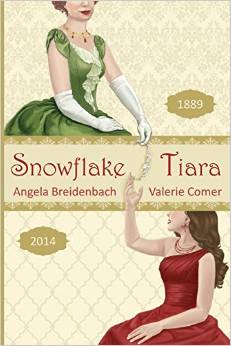 Snowflake Tiara, by Angela Breidenbach and Valerie Comer