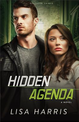 Hidden Agenda, by Lisa Harris