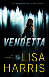 Vendetta, by Lisa Harris