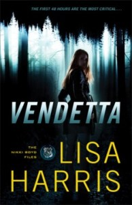 Vendetta, by Lisa Harris