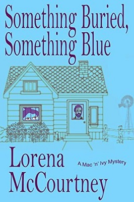 Something Buried, Something Blue, by Lorena McCourtney