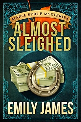 Almost Sleighed, by Emily James