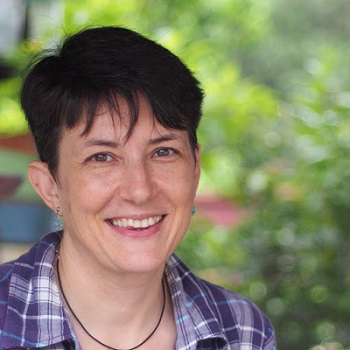Author Christine Dillon