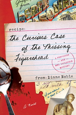 The Curious Case of the Missing Figurehead, by Diane Noble
