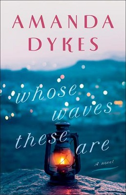 Book cover: Whose Waves These Are, by Amanda Dykes
