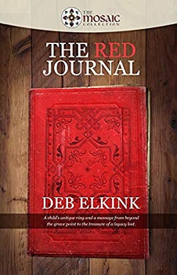 Book cover: The Red Journal, by Deb Elkink