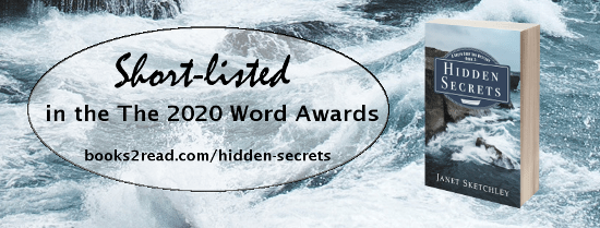 Hidden Secrets short-listed for The 2020 Word Awards