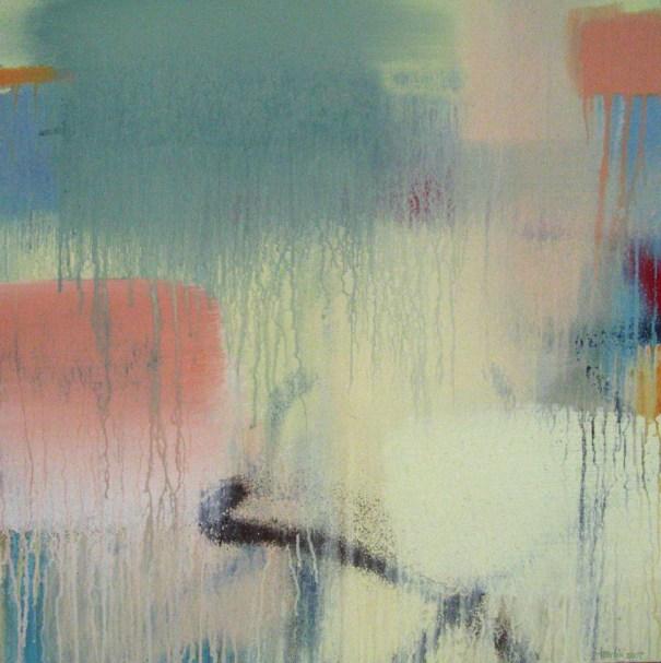 Milano Painting Janet Towbin