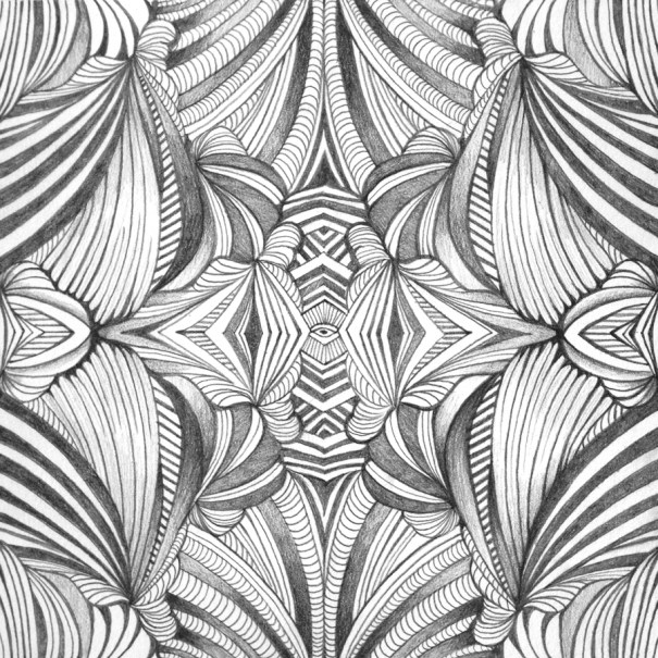 Vaulted Tessellation (detail)