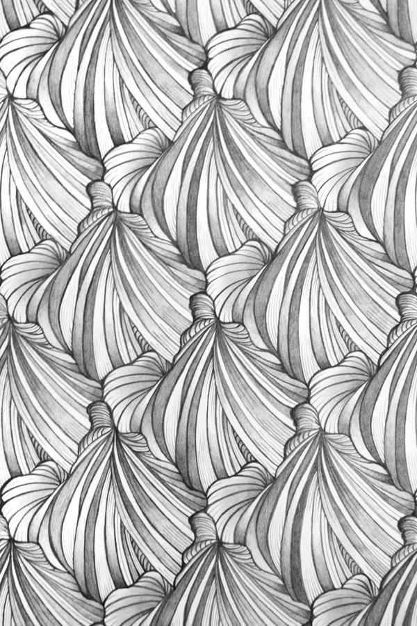 Tessellation 1 (detail)