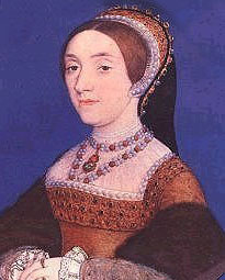 Catherine Howard - Portrait Miniature by Hans Holbein