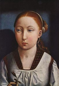March 27, 1489 - Catherine of Aragon first betrothed to Prince Arthur Tudor (the betrothal was confirmed in 1497, when the two were 12 and 11, respectively.