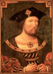 April 21, 1509 - Henry VIII acceded to the throne of England. What did he do first? Find out on www.janetwertman.com