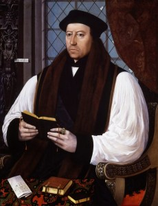 "On June 15, 1540, Thomas Cranmer wrote a heartfelt letter in support of his friend, Thomas Cromwell. ""Who shall Your Grace trust hereafter if you may not trust him?"" Read it on www.janetwertman.com"