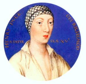 July 23, 1536 - Death of Henry FitzRoy, Henry VIII's illegitimate son - and backup plan for the succession. Read about it on www.janetwertman.com