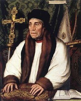 On August 22, 1532, William Warham Archbishop of Canterbury died. This was a pivotal moment in Henry VIII's Great Matter, opening the path for reform....Read about it on www.janetwertman.com