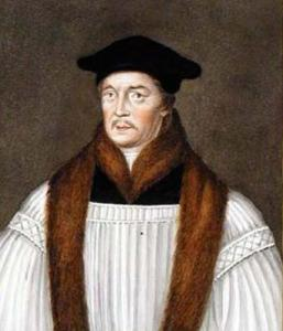 Stephen Gardiner by a 16th century artist (public domain via Wikimedia Commons)
