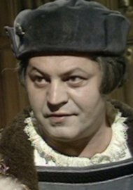 Wolfe Morris as Thomas Cromwell in BBC's The Six Wives of Henry VIII
