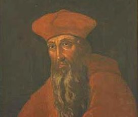 September 29, 1528 – Cardinal Campeggio Arrives in England
