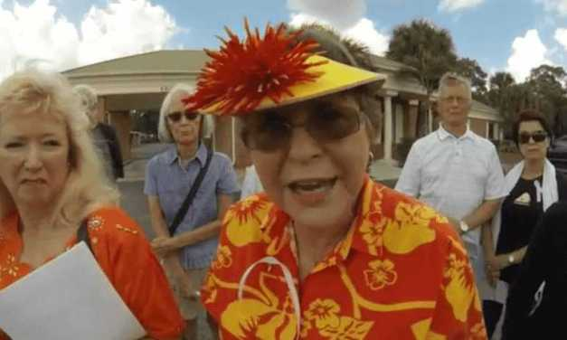 Watch What Happens When Some Florida Residents Say: I'm Mad As Hell and You Will Listen to Me!