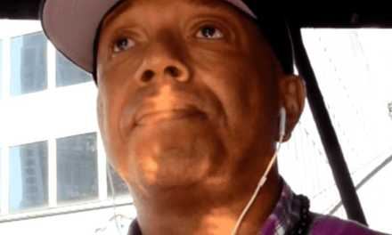 RUSSELL SIMMONS HAS A MESSAGE FOR NYC MAYOR BILL de BLASIO! WATCH AND HEAR IT!