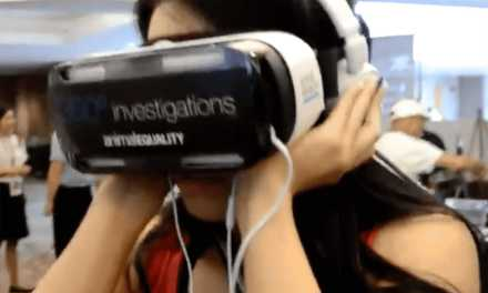 Virtual Reality Takes You to a Place Industry Tries to Keep Secret: #AR2015