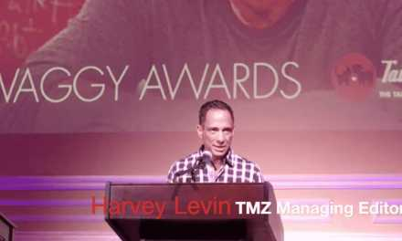 TMZ's Harvey Levin Applauds JaneUnChained!