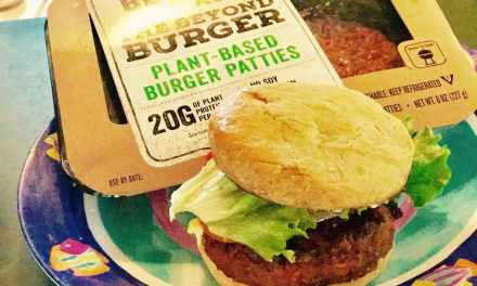 Beyond Meat Burgers – Texas Style
