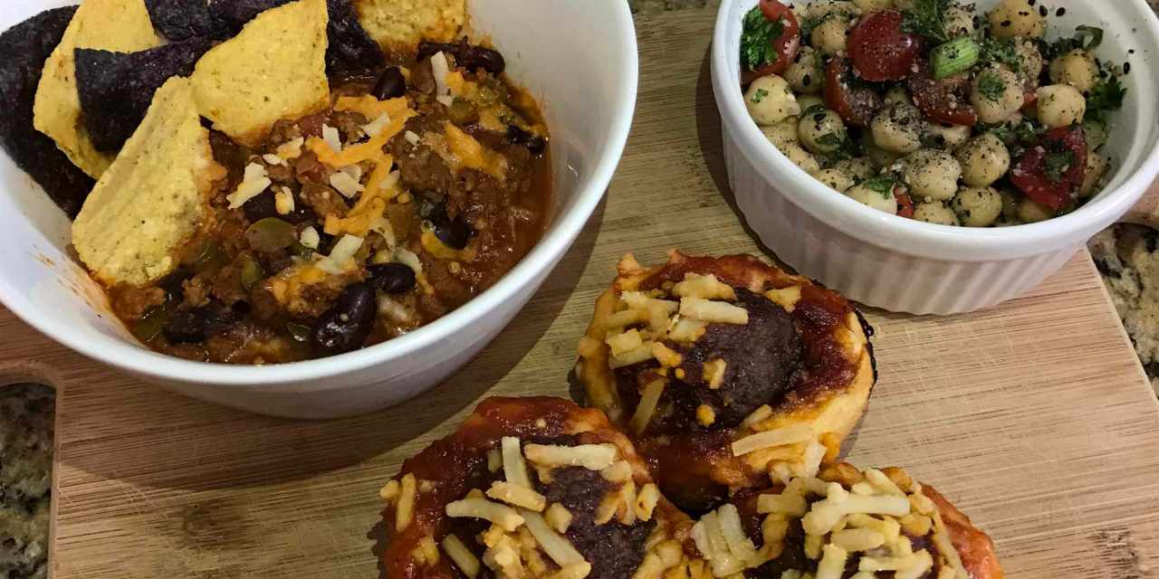 Under 3 Minute Prep for 3 Great Dishes Even Kids Would Enjoy