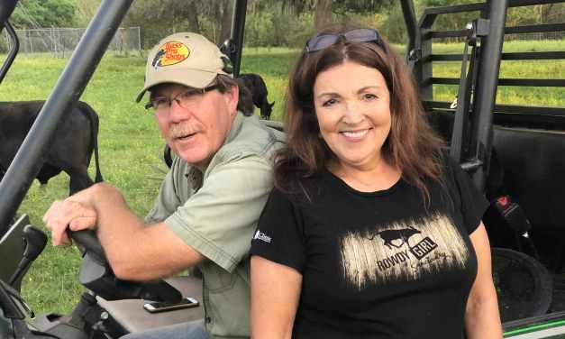 Texas Cattle Ranch Turns Vegan!